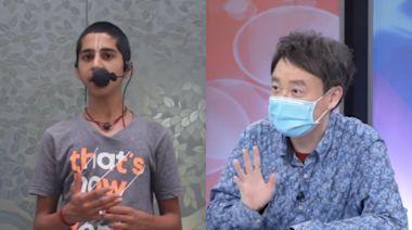 新冠肺炎︱印度神童預言2次點名台灣 台命理師指疫情這時可控制