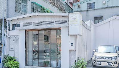 台北國父紀念館站-麓鳩 Aruchuu-隱藏在巷弄內純白色系質感風格咖啡廳/咖啡 甜點 鹹食/鄰近松菸文創園區