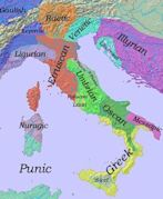 Italic languages