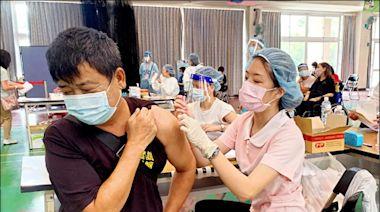 《台中》前6天疫苗減半 第4輪預約今開打