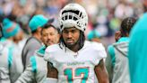 Where Waddle ranks among rookie receivers. And a look at Dolphins snap counts vs. Jaguars