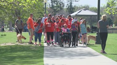 Walk MS Is A Celebration For Families Living With Multiple Sclerosis