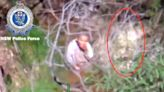 Haunting pic shows 'guardian angel' watching over boy, 3, lost in Outback