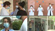 Segunda ola de covid-19 en Madrid aumenta presión sobre hospitales