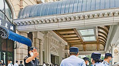 傳非洲副總統北京染疫 酒店400客隔離