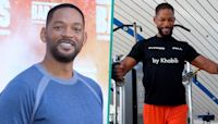 Will Smith Shows Off New Physique 5 Months After Being In Worst Shape Of His Life