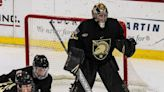 Army hockey goalie Trevin Kozlowski is signed by AHL's Iowa Wild for amateur tryout