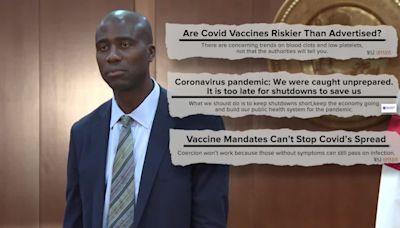 New Florida surgeon general discourages vaccine mandates