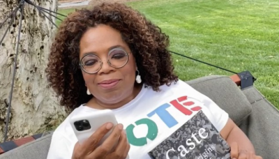 Oprah Just Launched a New Oprah's Book Club Podcast