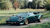 A Milano AutoClassica le celebrazioni dei 50 anni della Lamborghini Countach - QN Motori