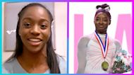 Young Gymnast Nails Simone Biles's Record-Breaking Signature Move