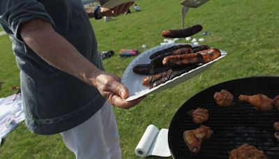 Grill companies Weber and Traeger are going public during BBQ season. Data shows one has the financial edge