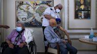 Israel Approves COVID-19 Booster Shot for Elderly Population