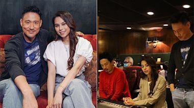 「He said YES」男主角揭盅 Gin Lee與張學友合唱新歌 - 娛樂放題 - 娛樂追擊