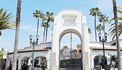 Fire Breaks Out at Universal Studios Hollywood 13 Years After Another Destructive Blaze
