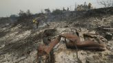 Southern California fire 80% contained, residents go home