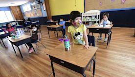 美國計劃為5至11歲兒童接種新冠疫苗