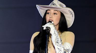 Noah Cyrus Wore a Naked Bodysuit at the CMT Awards Last Night