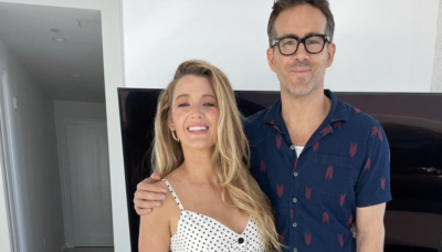 Blake Lively and Ryan Reynolds Shared a Rare Look at Their Summer Date Style While Trolling Each Other