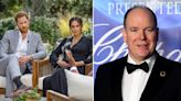 Prince of Monaco criticises Harry and Meghan's bombshell interview - 'It did bother me'