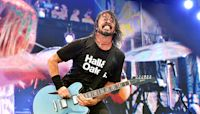 Dave Grohl on 25th Anniversary and Being a Family Man