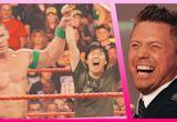 The Miz Shares Video Of John Cena Throwing Ken Jeong Out Of The Ring