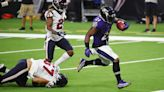 The Texans may have brought in RB Mark Ingram to do more than run the football