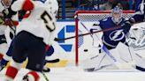 In first game without Nikita Kucherov, Lightning fall to Panthers
