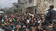 Palestinians Mourn Teenager Killed By Israeli Forces