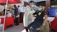 Florida coronavirus infection rate declining