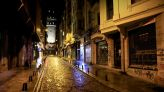 Turkey's COVID curfew fails to contain surging second wave