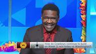 Michael Irvin identifies Cowboys' keys to victory over Washington