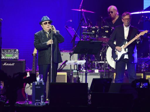 Van Morrison, Eric Clapton Announce Anti-Lockdown Song 'Stand and Deliver'