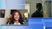 Taraji P. Henson talks campaign to address mental health risks for Black students