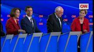 Democratic debate: Elizabeth Warren, Bernie Sanders fight back against moderate rivals over 'Medicare for All'