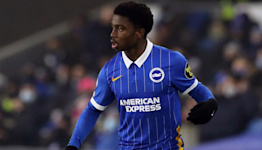 Graham Potter keen not to rush Tariq Lamptey after injury nightmare