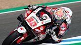 Takaaki Nakagami cried after missing Jerez MotoGP podium