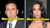 24 Celebrities Who've Been Married More Than Three Times, And I Can't Even Get A Text Back