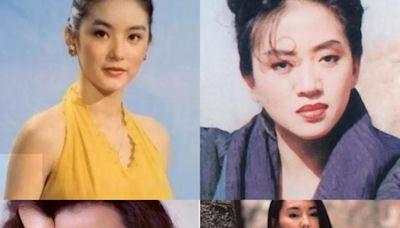 香港「四大絕色美人」黯然落幕?她們的故事遠比你想得更荒唐