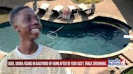 New details emerge in teen's drowning death in Oklahoma home's pool