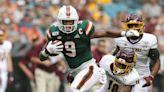 Miami Hurricanes tight end Brevin Jordan is leaving UM to enter NFL Draft