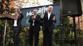 Biden Campaigns for Democrat Terry McAuliffe in Virginia   Elections   US News