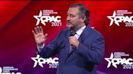 Ted Cruz mocks AOC, says Trump 'ain't' gone
