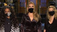 Adele Shows Off American Accent In New 'SNL' Teaser With Kate McKinnon & H.E.R.