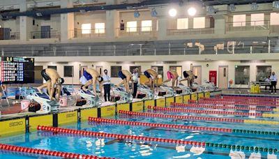 全國總統盃游泳錦標賽登場 中市泳將蔡秉融200蛙式破大會紀錄 | 蕃新聞