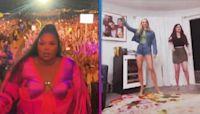 Lizzo Duets Selena Gomez in Epic Dancing TikTok Video