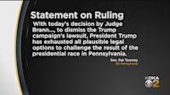 Sen. Pat Toomey Calls On President Trump To Begin Transistion