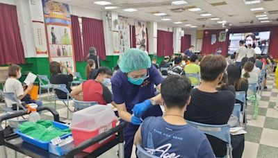 新北偏鄉疫苗接種量能不足 議員促支援醫師讓民眾就近施打