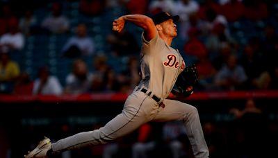 How Detroit Tigers rookie Matt Manning battled through errors to earn another MLB start