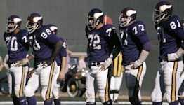 John Randle, Kevin Williams want a Purple People Eaters statue in Minnesota